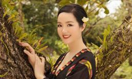 Vẻ đẹp không tuổi của Hoa hậu Đền Hùng Giáng My tại Palau