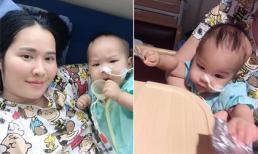 Ca sĩ Minh Hiền thông báo tin vui ca phẫu thuật ghép tủy cho con đã thành công