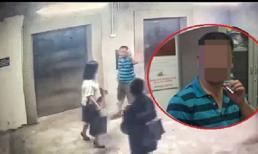 Kẻ biến thái sờ đùi cô gái trong hầm chung cư Mipec Long Biên cảm thấy hối hận