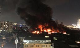 Vụ cháy Công ty Rạng Đông: 15,1- 27,2 kg thủy ngân bị phát tán ra môi trường, ảnh hưởng xấu đến sức khỏe người dân