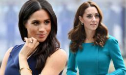 Hiếu chiến như Công nương Meghan: Gặp khủng hoảng truyền thông vẫn dứt khoát quay trở lại đường đua với chị dâu Kate