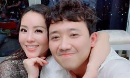 Hoa hậu Thu Hoài tâm sự chuyện giữ tình cảm trong showbiz thị phi thông qua mối quan hệ 11 năm với Trấn Thành