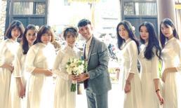 Con gái Minh Nhựa tổ chức lễ hằng thuận tại chùa, hé lộ điều quy định khắt khe trong đám cưới