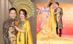 Khoảnh khắc hạnh phúc ngọt ngào của cặp vợ chồng tài sắc Sandy Nguyễn - Tony Lê