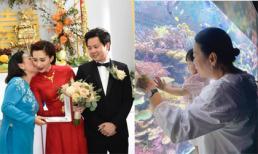 Lần đầu tiên đăng ảnh mẹ chồng quyền lực bên cháu gái, Đặng Thu Thảo còn khéo nịnh bằng lời nói