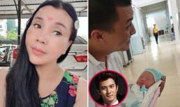 NSND Lan Hương lên chức bà nội, con trai cũng trong giới Vbiz mà ít ai ngờ đến