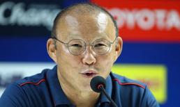 HLV Park Hang Seo khen Tuấn Anh là 'chàng trai tuyệt vời'