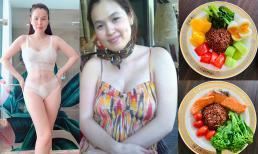Cùng Hoa hậu Phương Lê vào bếp với 7 món ăn để giảm cân 5 kg/tháng hiệu quả
