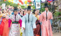 Dù chưa lên sóng, 'Biệt Đội Hoa Hòe' đã lọt top 10 phim truyền hình nổi tiếng nhất tại Hàn Quốc đầu tháng 9