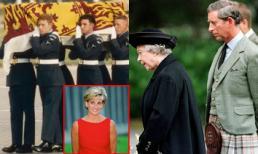 Bí mật trong căn phòng 'phủ kín chăn' đặt thi thể Công nương Diana khiến Thái tử Charles bất chấp cãi lời mẹ đi nhận xác