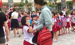 Vụ cháy Công ty Rạng Đông: Hàng trăm học sinh Tiểu học Hạ Đình nghỉ học, nhiều phụ huynh xin chuyển trường