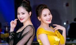 Không thể tin được khi đứng chung khung hình, Lan Phương và Bảo Thanh trông hệt chị em sinh đôi