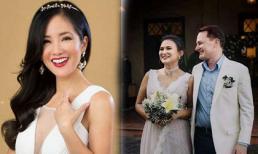 Chồng cũ diva Hồng Nhung chuẩn bị đón thêm cặp song sinh với vợ mới?