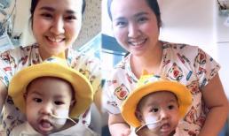 Kết thúc thời gian dài ở Singapore chữa bệnh hiếm, con trai Minh Hiền đã được ra viện