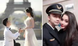 'Giảng viên hot girl'  - Tình cũ của Duy Alex được bạn trai cầu hôn tại Pháp