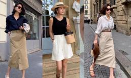 Phụ nữ tuổi 30 mặc gì để khí chất hơn người'?