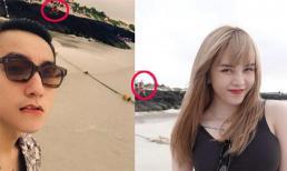 Sơn Tùng M-TP bị nghi đi du lịch chung với 'Bạn gái tin đồn' Thiều Bảo Trâm
