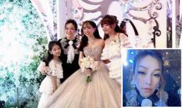 Vợ đầu đại gia Minh Nhựa tiết lộ lí do không dắt con gái lên lễ đường, khéo léo khi bị so sánh với Mina Phạm