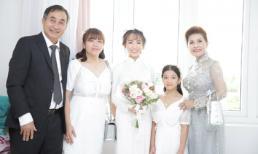 Con gái đại gia Minh Nhựa nói về tin cưới chạy bầu, mối quan hệ với mẹ chồng