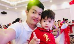 Chồng cũ Nhật Kim Anh vui vẻ đi chơi Trung thu cùng con sau ồn ào ly hôn