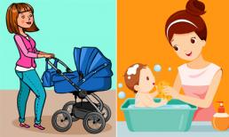 Danh sách những đồ sơ sinh mẹ bầu chưa cần sắm vội, sẽ tránh lãng phí không cần thiết