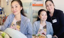 Hậu xác nhận ly hôn với Quang Minh không lâu, Hồng Đào nhập viện vì suy nhược