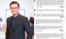 Đạo diễn Khải Anh bị fans Bảo Thanh 'tấn công' trên mạng xã hội, chê vô duyên