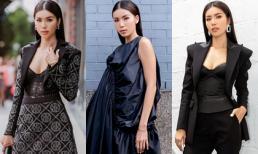 Minh Tú lúc lạnh lùng cá tính, lúc dịu dàng như thơ tại Tuần lễ thời trang quốc tế New York
