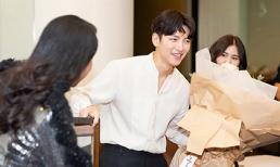 Ji Chang Wook xin lỗi khán giả đã chờ đợi và ủng hộ anh tại sự kiện