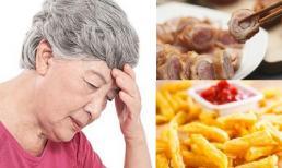 Những người sau 40 tuổi nên chú ý: 6 loại thực phẩm này dễ gây cứng và tắc nghẽn mạch máu, đừng ăn