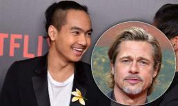 """Đây là phản ứng của cậu cả nhà Angelina Jolie khi được hỏi về chuyện """"từ mặt"""" Brad Pitt"""