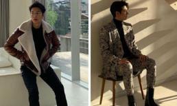 """Cận kề Trung thu, Lee Min Ho đăng ảnh """"thả thính"""" đẹp như tranh vẽ khiến chị em bấn loạn"""