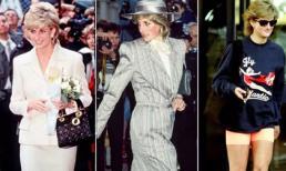 Gu thời trang huyền thoại của Công nương Diana, nhiều thập kỷ qua chị em vẫn đua nhau học hỏi