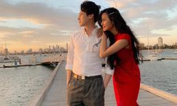 Sau khi phủ nhận chuyện tình cảm với Á hậu Hoàng Thuỳ, Rocker Nguyễn lại có động thái gây chú ý