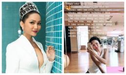 Bị nghi nâng ngực vì kích cỡ đột nhiên to hơn, Hoa hậu H'Hen Niê lên tiếng