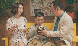 Thu Trang - Tiến Luật tung ảnh mừng Trung thu ấm áp bên con trai cưng