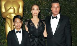 Lo sợ Maddox bị bắt cóc tại Hàn, Angelina Jolie lại bị tố ngược cố tình dàn dựng việc con trai cả trả lời phỏng vấn báo chí về Brad Pitt