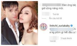 Chồng bị chê phẫu thuật thẩm mĩ, Linh Chi lập tức đáp lời