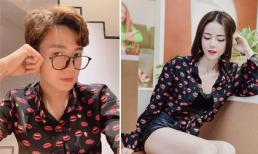 Ngô Kiến Huy dính tin đồn hẹn hò với ca sĩ Kim Thành sau khi chia tay Khổng Tú Quỳnh