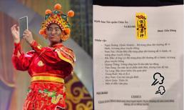 'Thiên Lôi' Minh Quân hé lộ một phần kịch bản Táo Quân 2020