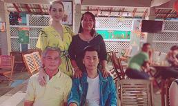 Chỉ 1 chi tiết nhỏ đã bật bí mối quan hệ mẹ chồng - nàng dâu của Lâm Khánh Chi ở thì hiện tại