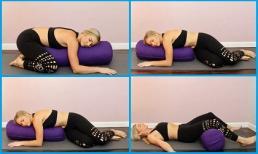 5 bài tập yoga giúp phục hồi sức khỏe, cải thiện chất lượng giấc ngủ