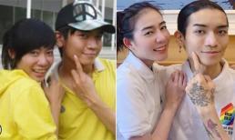 BB Trần kỷ niệm 10 năm tình bạn với Kim Nhã