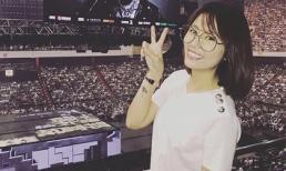Sau khi trở lại cuộc sống sinh viên, Lâm Tâm Như khiến netizen bất ngờ vì độ 'cuồng' Quách Phú Thành hơn cả chồng