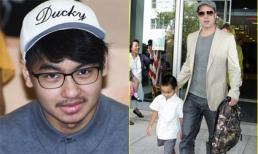 Bức xúc vì phóng viên làm phiền con trai Angelina Jolie, dân Hàn 'đào mộ' câu nói của Brad Pitt: 'Maddox chẳng lạ đám paparazzi'