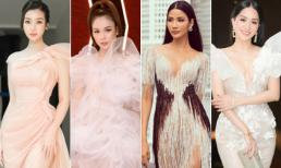 Ai xứng danh 'Nữ hoàng thảm đỏ' showbiz Việt tuần qua? (P123)