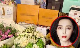 Vắng Lý Thần, sinh nhật tuổi 38 của Phạm Băng Băng vẫn ngập tràn đồ hiệu