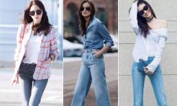 4 mẫu quần hot nhất mùa thu năm nay, chị em nào không cập nhật thì quả 'có lỗi với bản thân'