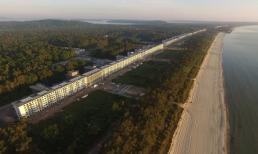 Chi tiền khủng xây khu nghỉ dưỡng lớn nhất thế giới, dài 4,5 km với 10.000 phòng nhưng bị bỏ hoang