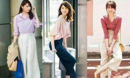 Chân cong và vòng kiêng: Mặc sao cho xinh, chuẩn fashionista những ngày thu?